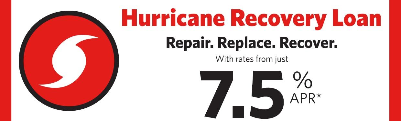 Hurricane Recovery Loan