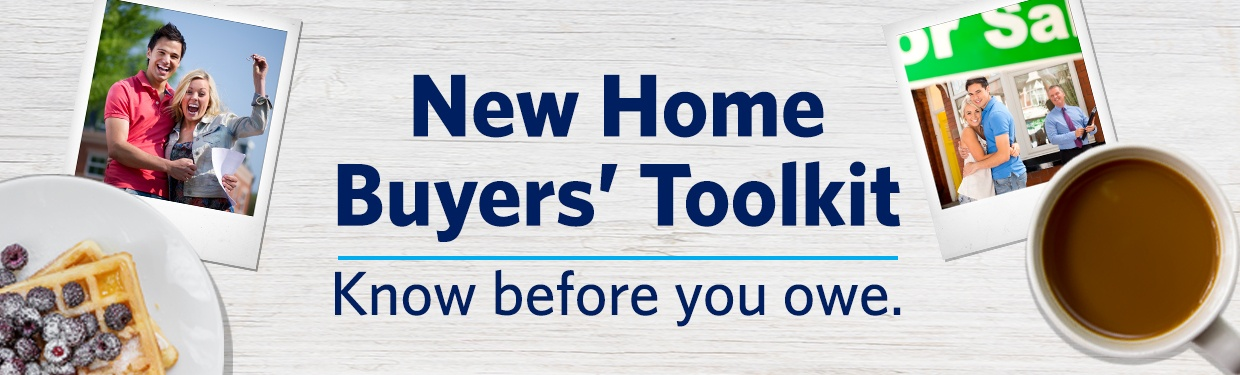 New Home Buyers' Toolkit