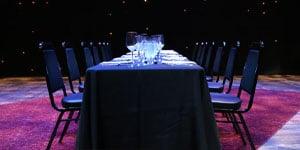 Florida Theatre Dinner