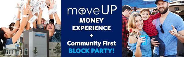 moveUP Bartram Park Event