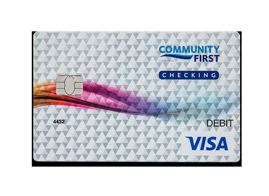 Community First Debit Card